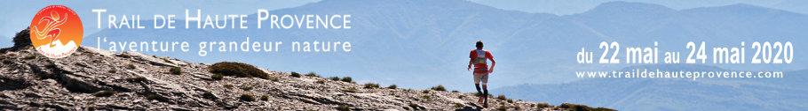 Trail de Haute provence - 22- 24 Mai 2020