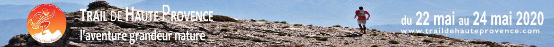 Trail de Provence du 22 au 24 Mai 2020